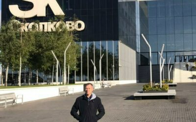 Наставник Ачинского Кванториума повысил квалификацию в Москве