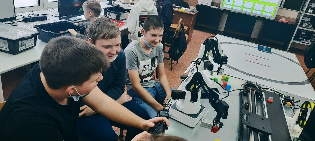 Детский технопарк «Кванториум» доступен для детей, живущих за пределами Ачинска