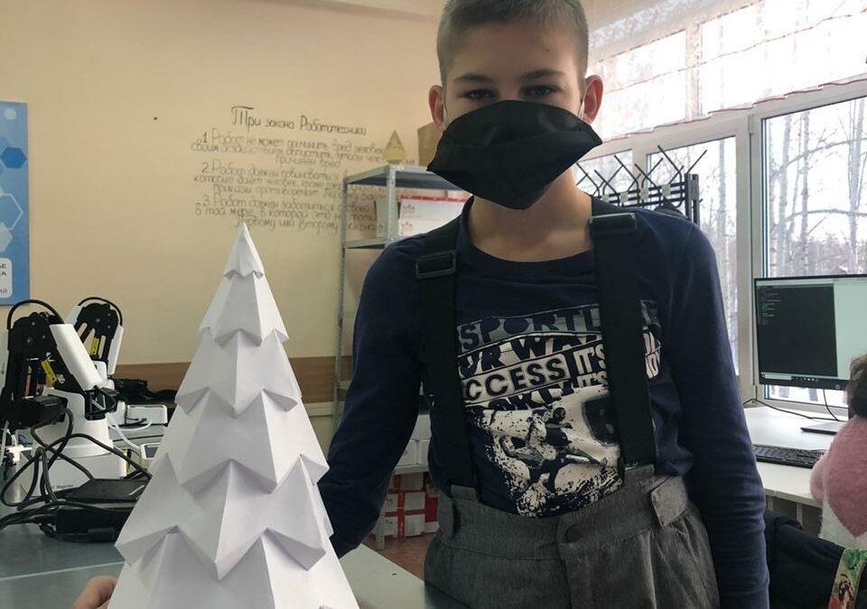 Команда Ачинского «Кванториума» представила свой опыт коллегам Красноярского края
